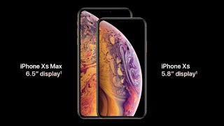 Apple iPhone XS and iPhone XS Max 2018 specifications and price