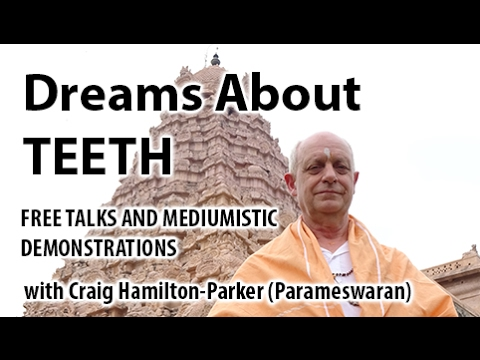 dreams about teeth falling out means death
