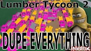 Base Dupe Glitch : Holz Tycoon 2 | RoBlox ( Keine Lagg erforderlich )