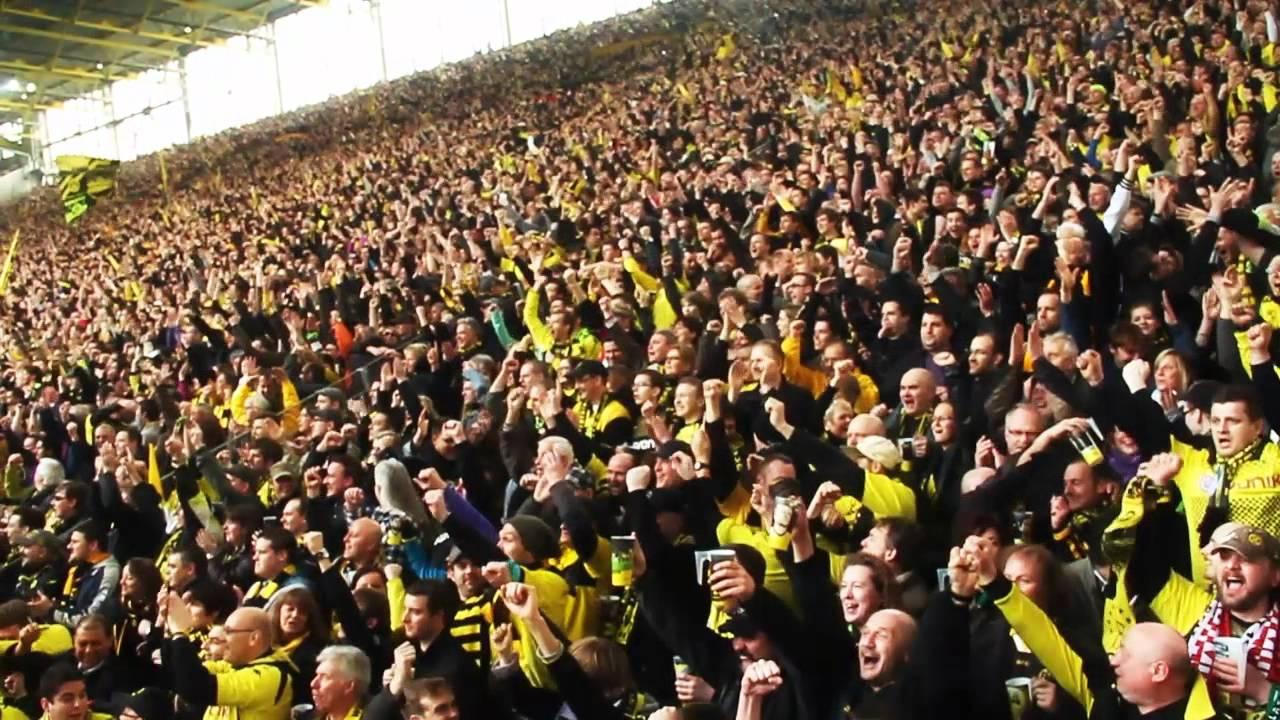 Der Weg ins Finale 2012: BVB Borussia Dortmund