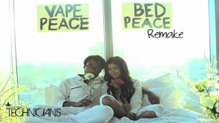 Jhené Aiko feat. Childish Gambino - Bed Peace INSTRUMENTAL (Vago Remake)