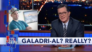 Colbert Responds To Facebook Exec