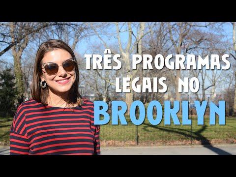 Três programas legais no Brooklyn - NY