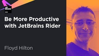 After using rider daily for more than a year, i have found some features that feel make me productive developer. in this webinar, we go over my favo...