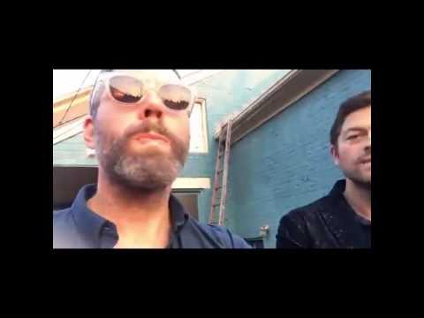 Misha Collins fb livestream -- travelling through Ohio with Darius for Hillary Campaign (pt 5)