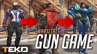 Nowe Tryby! GUN GAME! | Warsztat Overwatch