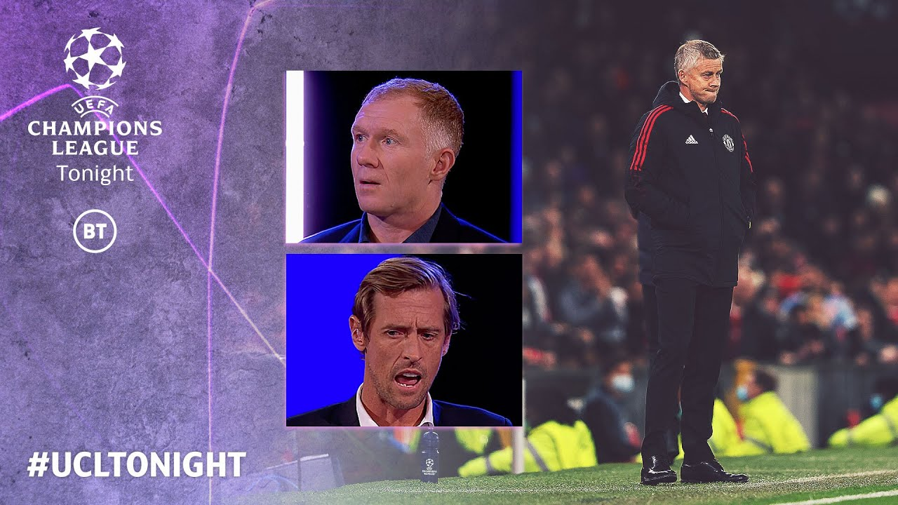 Would Guardiola Or Klopp Win The League With Manchester United?   Champions League Tonight