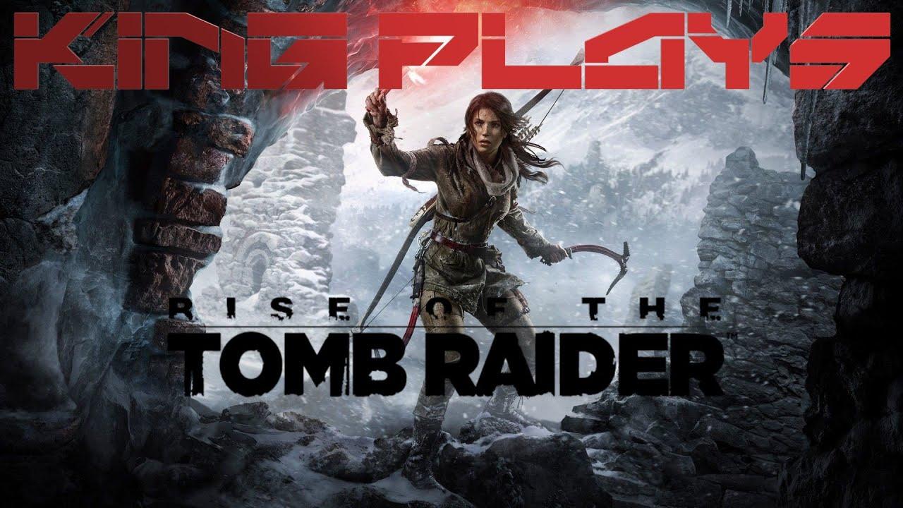Not Grim! | Tomb Raider | Part 4 - YouTube