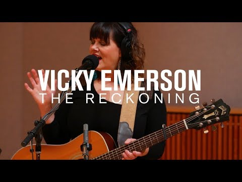Vicky Emerson - The Reckoning (Live at Radio Heartland) Mp3