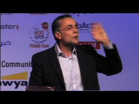 Aramex CEO Fadi Ghandour Inspires Entrepreneurs