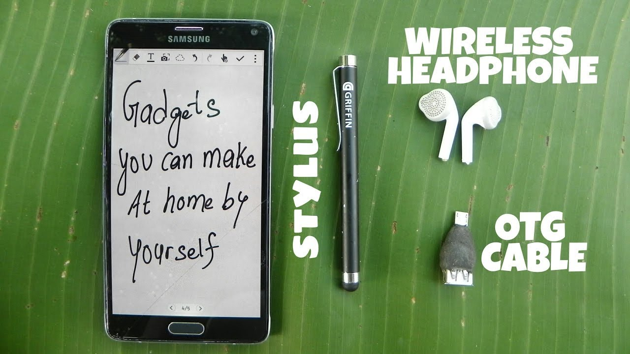 3 Awesome Phone Gadgets You Can Make At Home Life Hacks