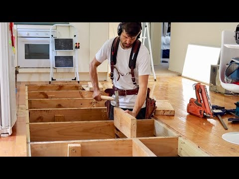 How to Fix a Bouncy Floor - YouTube
