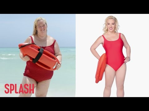 Take a Look at Mama June's Dramatic Weight Loss in a Swimsuit | Splash News TV