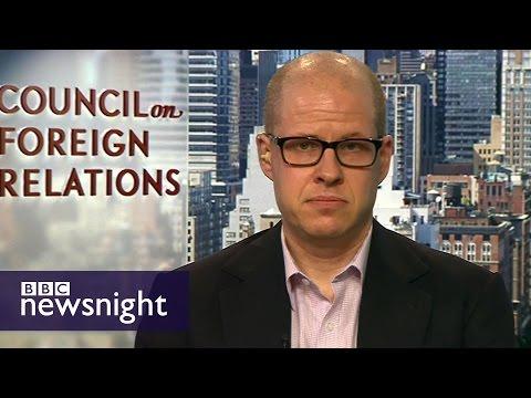 "Trump is an ""ignorant demagogue"": Republican Max Boot - BBC Newsnight"