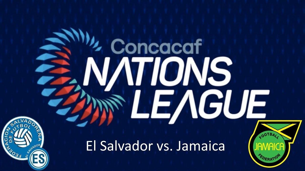 Kết quả hình ảnh cho El Salvador vs Jamaica