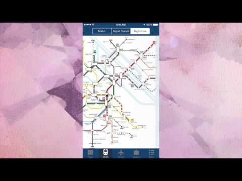 Vienna Offline Travel Map App