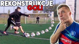 KAMYK ZGADUJE JAKA TO BRAMKA - Rekonstrukcje Goli | GDfootball