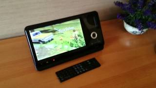 Iluv i1155blk portable Dvd/CD/MP3 player