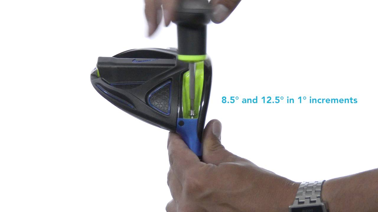 nike golf driver adjustable head