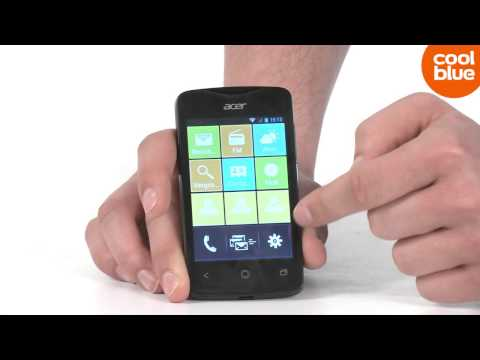 Acer Liquid Z3 Duo smartphone productvideo (NL/BE)