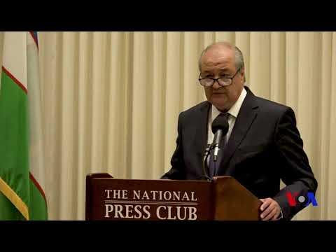 Uzbek FM Abdulaziz Kamilov: Religious freedom matters