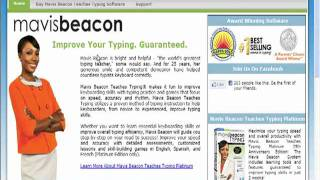 Touch Typing | Internet Marketing Tools