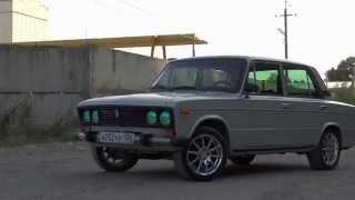 Обзор автомобиля ВАЗ 2106 ТУРБО шестерка интерьер тюнинг + тест драйв машины ваз 2106 корч тюнинг