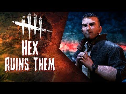 Hex Ruins Them - Dead by Daylight - Survivor #147 David King