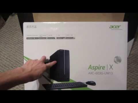 acer-aspire-x---axc-603g-uw13-desktop---unboxing