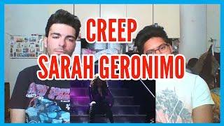 Sarah Geronimo sings Creep [Live!] REACTION