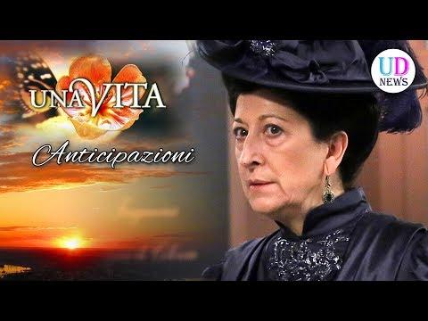Anticipazioni Una Vita Puntate 27/05 - 02/06 2019: Il Dramma di Ursula Dicenta!