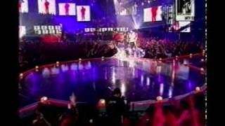 black eyed peas feat. j. timberlake-where is the love?(LIVE)