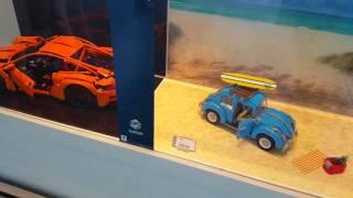Lego shop in Saarbrücken, Germany 27.08.2016