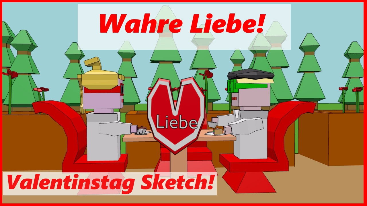 Wahre Liebe Lustiger Valentinstag 2017 Sketch Lustige Animation