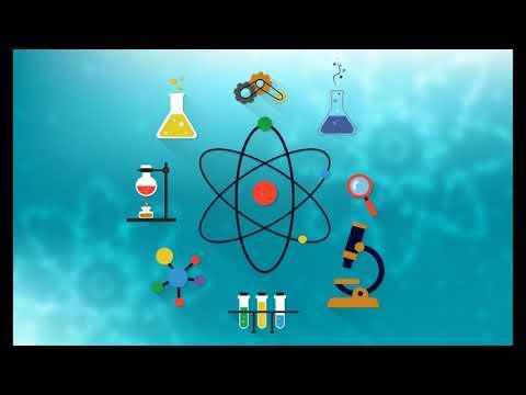 Tổng hợp hình nền hóa học đẹp chất lượng -  cùng bản nhạc du dương