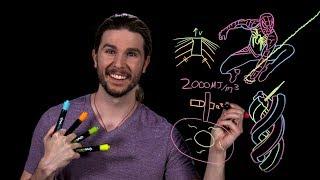 Carbon Nanotube Super Spider Silk | Because Science Live!