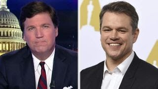 Tucker: Social media takes aim at Matt Damon