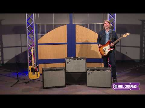 Fender '65 Twin Reverb, '65 Deluxe Reverb & Hot Rod DeVille III 212 Tube Guitar Amps | Full Compass
