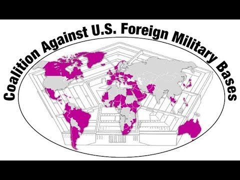 Conference on  U.S. Foreign Military Bases - Public Meeting: International Night -