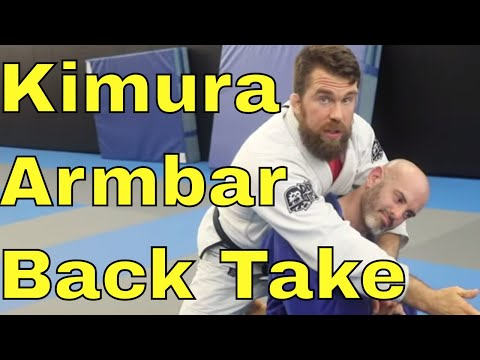 My Most Effective BJJ Submission Series When I Was White Belt