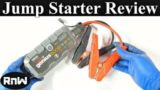 Noco GB40 Lithium Jump Starter Review and Operations Guide