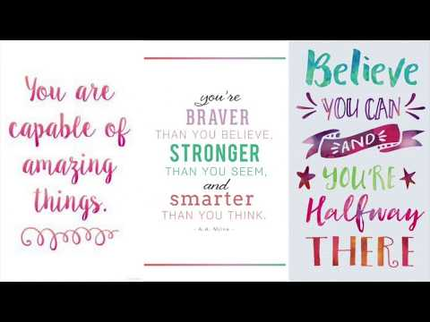 Best Inspirational Quotes For Kids