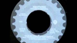 "Kraftwerk's Edited version of ""Tour de France"" the 7"" version that ..."