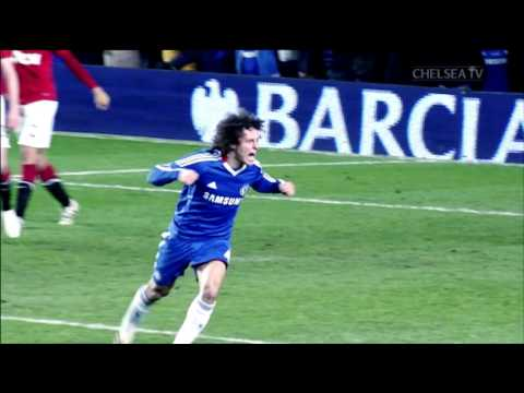 DAVID LUIZ: Best Chelsea moments