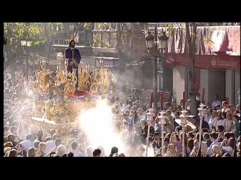 Cautivo Santa Genoveva en Campana 2014, Sevilla