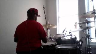Justin Bieber Company Drum Cover FT. DBASH on drums