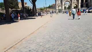 2019.8월 22일 5일차크루즈 여행. 로마-이태리 …