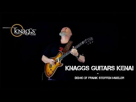 Frank Steffen Mueller - STL Tones Andy James Axe Fx Preset Playthrough | Knaggs Guitars Kenai |