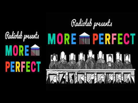 GOVERNMENT & ORGANIZATIONS - More Perfect- Ep.#4: The Imperfect Plaintiffs