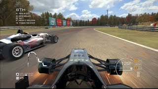 Grid Autosport: One Wheel Driving | PS3 Gameplay